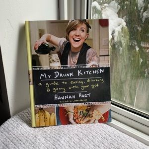 My Drunk Kitchen by Hannah Hart